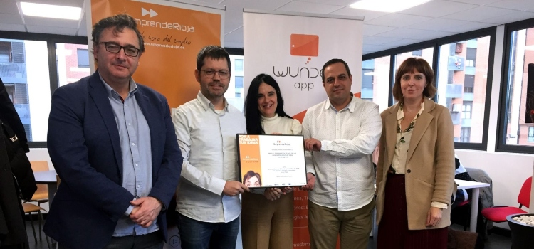 WunderApp, reconocido como proyecto emprendedor del mes de diciembre