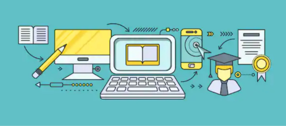 Plataformas de aprendizaje elearning online educativas