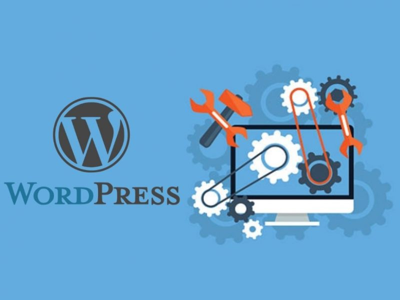 Servicio de mantenimiento wordpress