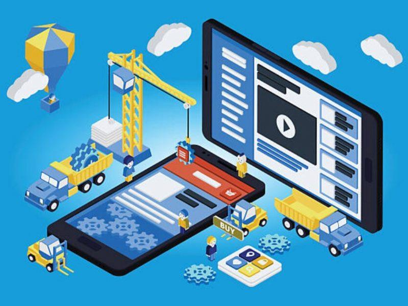 Diseño y desarrollo de aplicaciones móviles android ios a medida