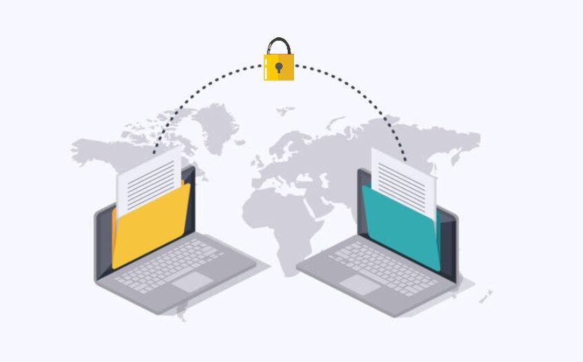 Transferencia de archivos propio servidor
